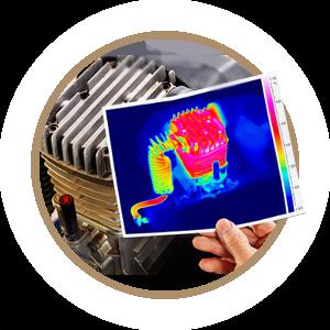 ind elektrothermografie